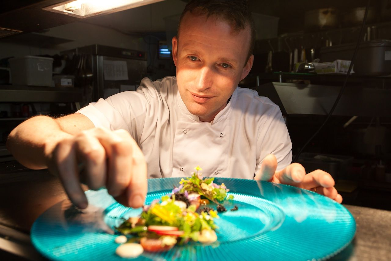 Foody Tours Ireland Chef