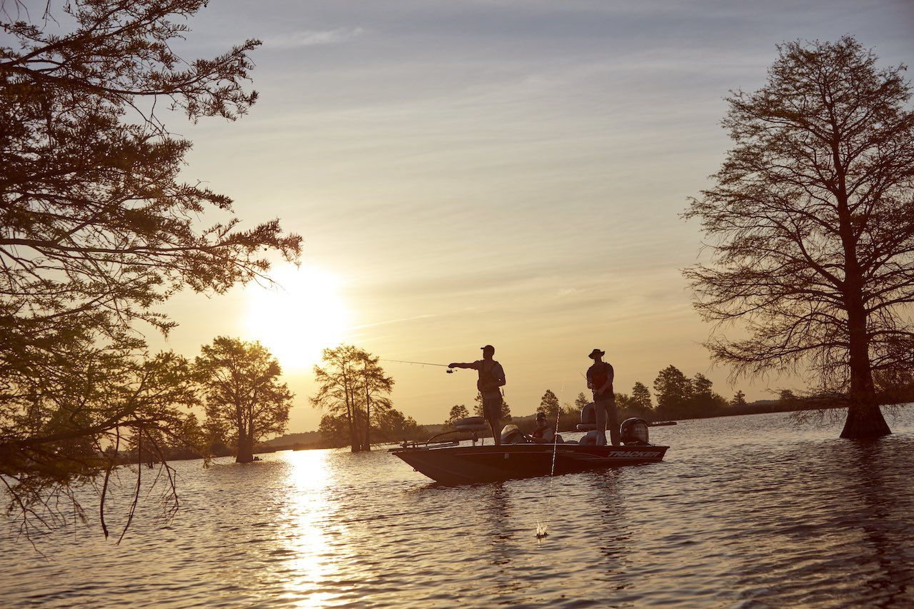 Santee Lake South Carolina
