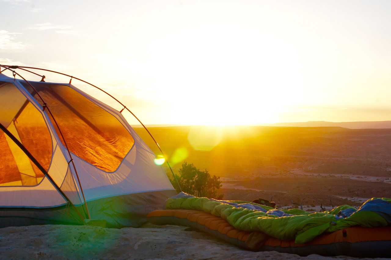Camping with a conscience: How to make your camping trip zero-waste.