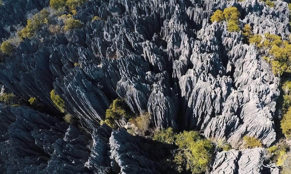 Visiting Tsingy de Bemaraha National Park in Madagascar