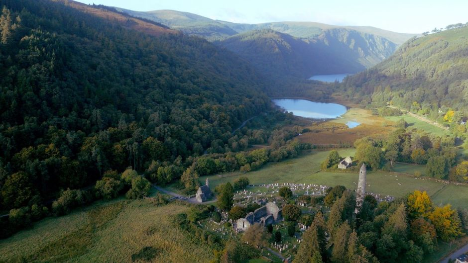 Glendalough Ireland Wicklow