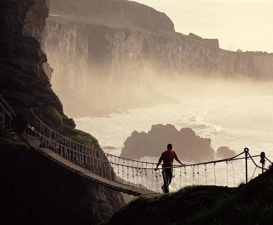 Carrick-a-Rede County Antrim Ireland