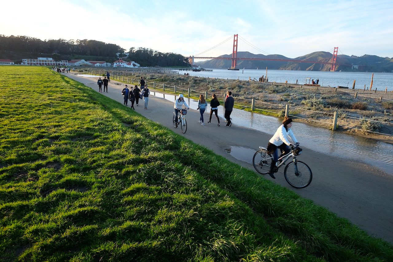 The best coastal hikes and beaches in San Francisco