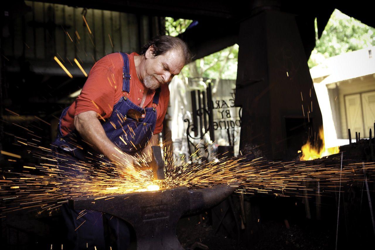 Blacksmith Pigeon Forge