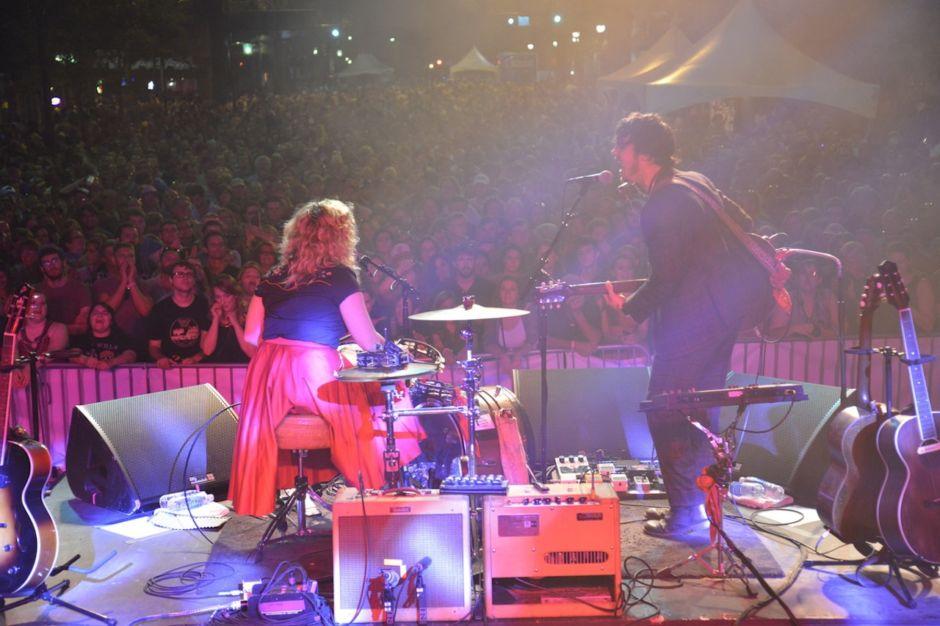 Greenville SC music festival