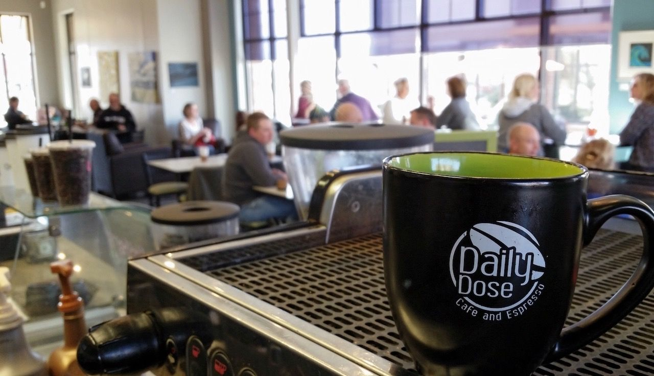 Daily Dose Cafe Minneapolis Northwest