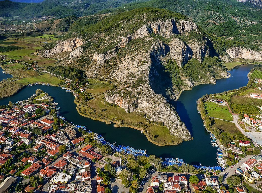 Dalyan Turkey
