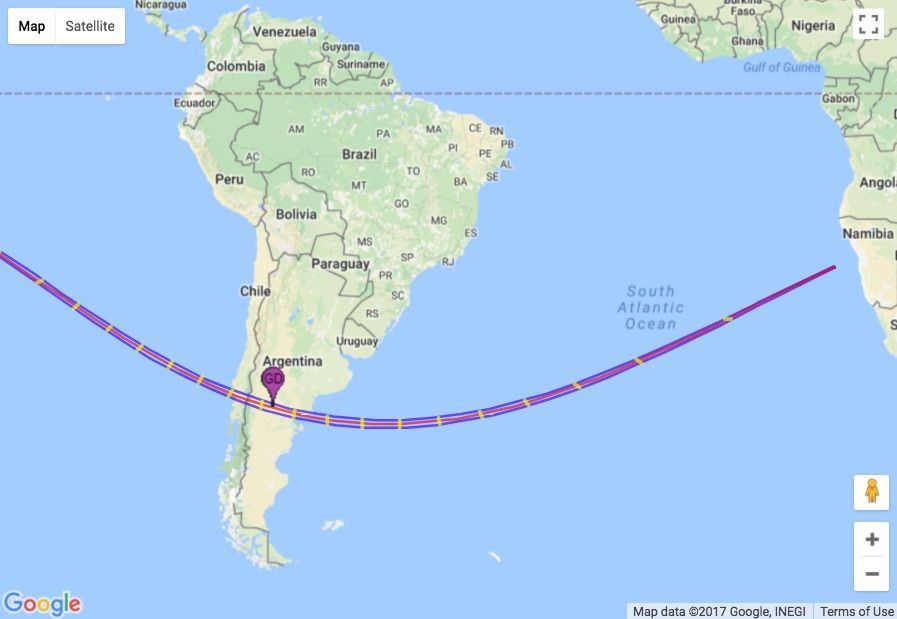 Where to see the next 10 solar eclipses around the world
