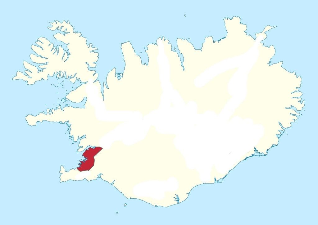 Check out this incredible map of Iceland's population density