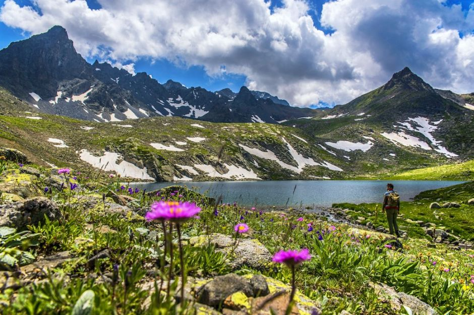 Kackar Mountains Turkey