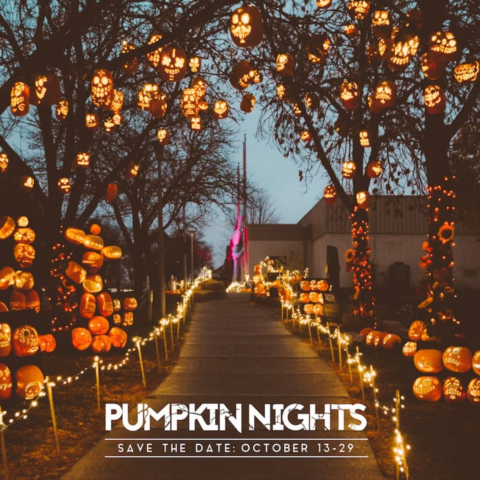 Pumpkin Nights Festival Minneapolis Northwest