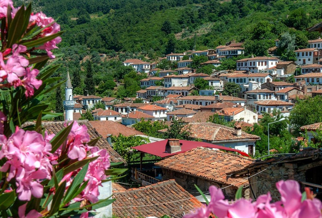 Sirince Turkey