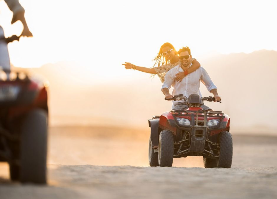 ATV Safari Couples Resorts