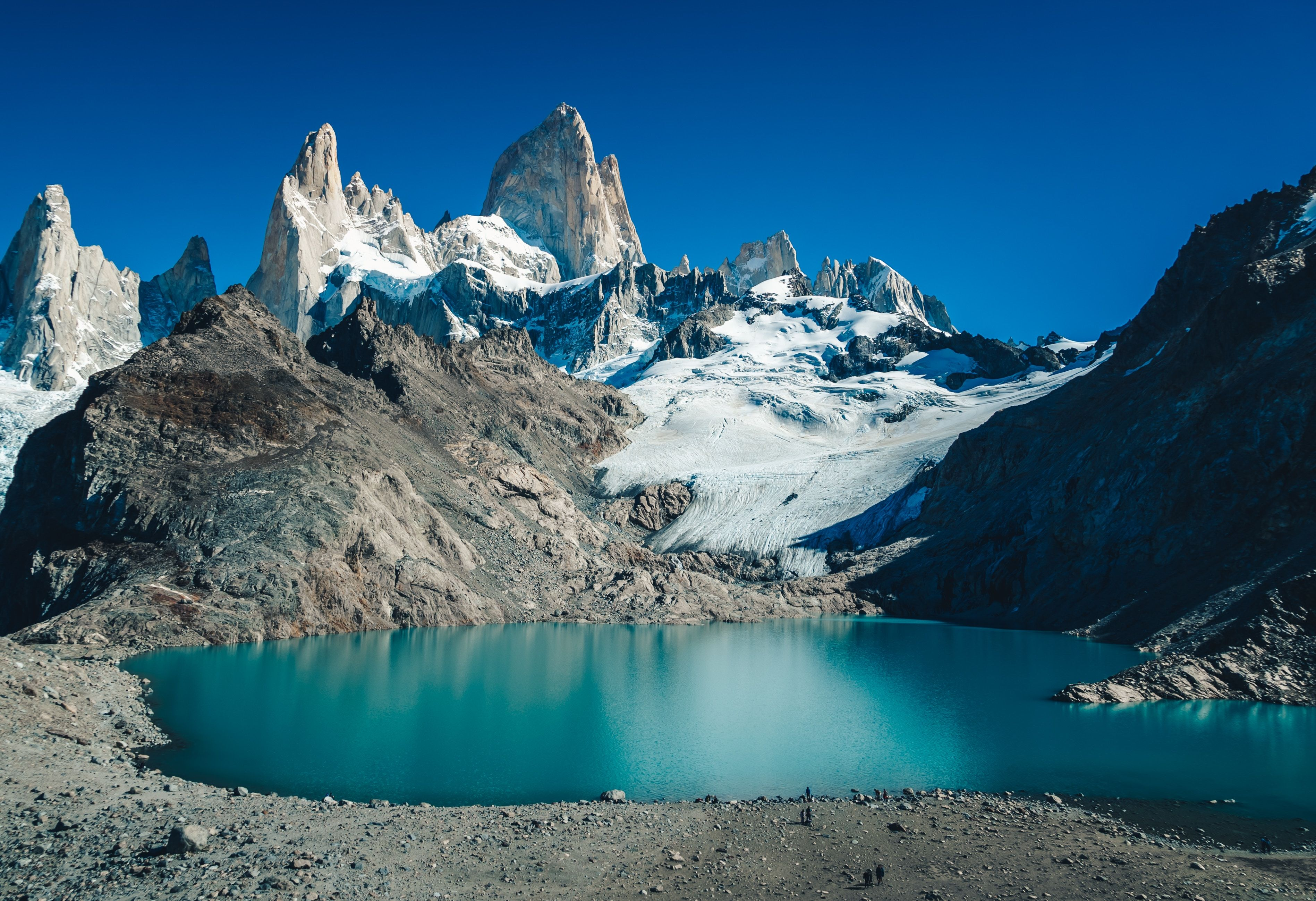 Monte Fitz Roy, Southern Patagonian Ice Field