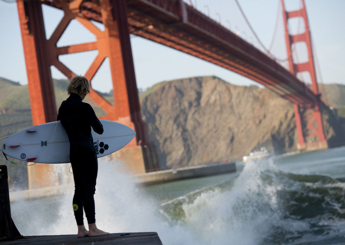 The ultimate surfing guide to San Francisco: beginners to pros