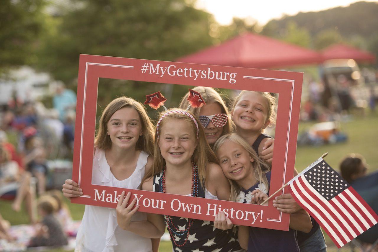 4th of July Gettysburg