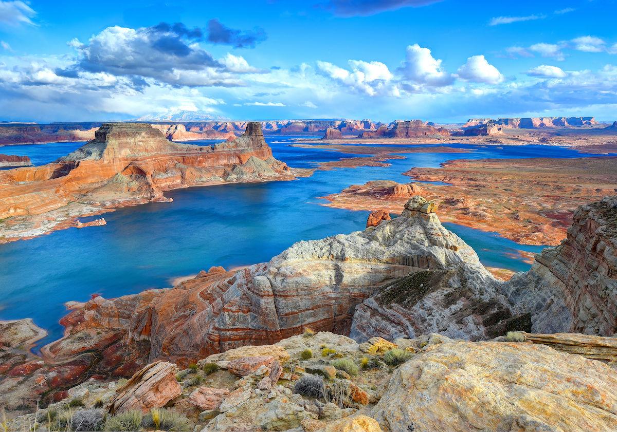Things To Do In Lake Powell Arizona Utah
