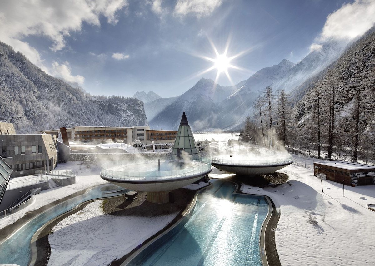best wellness hotels in the alps of switzerland germany. Black Bedroom Furniture Sets. Home Design Ideas