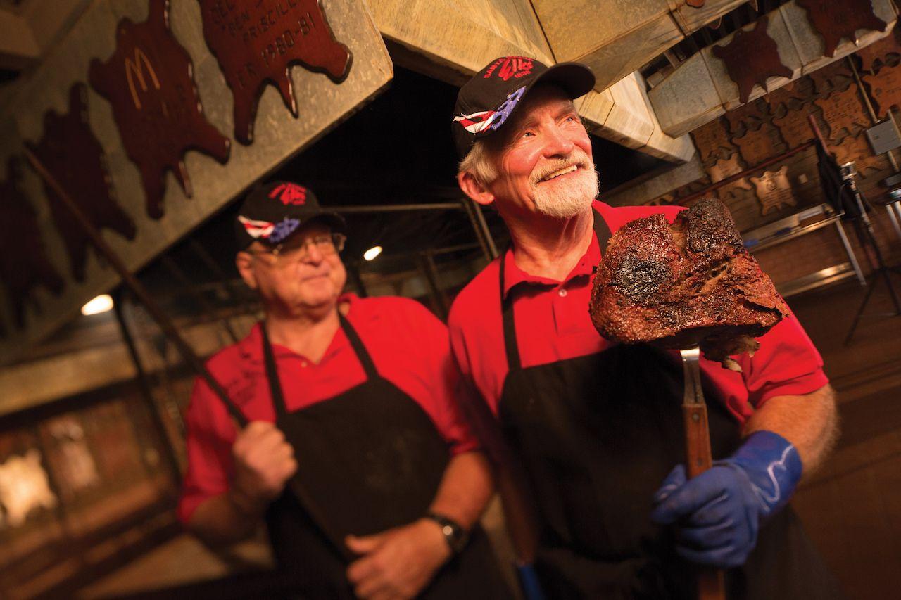 Barbecue Chefs Visit Santa Maria Valley