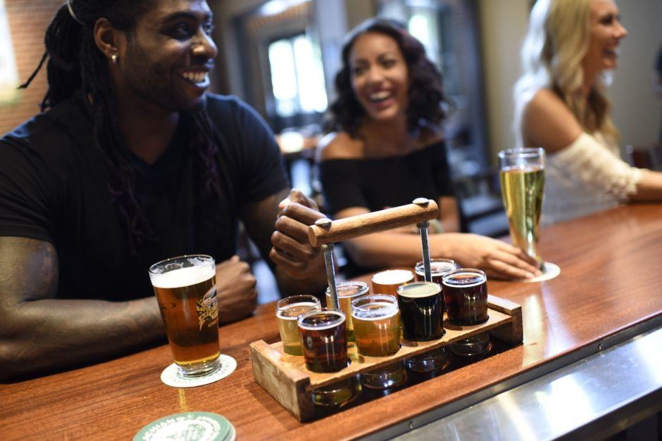 Beer tasting Gettysburg