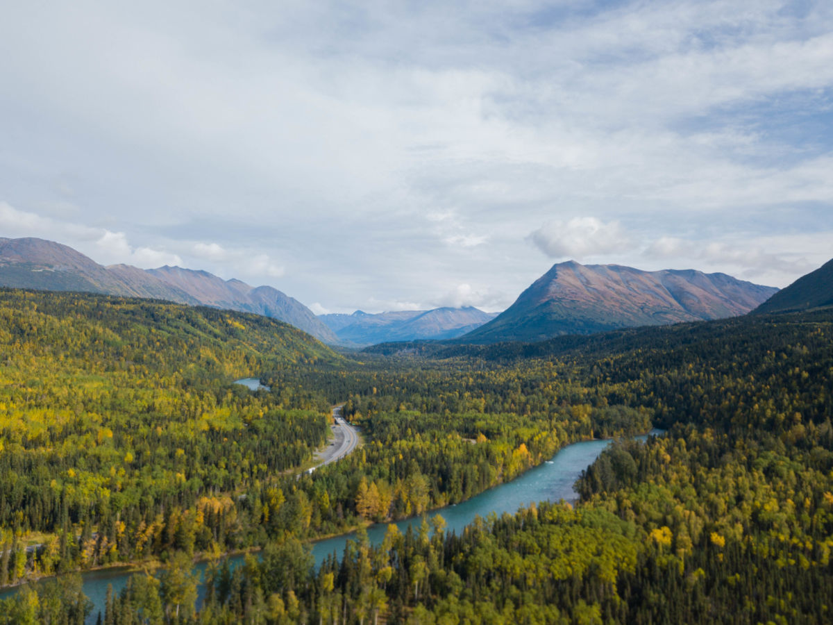 9 images that prove Alaska is the most epic road trip in America
