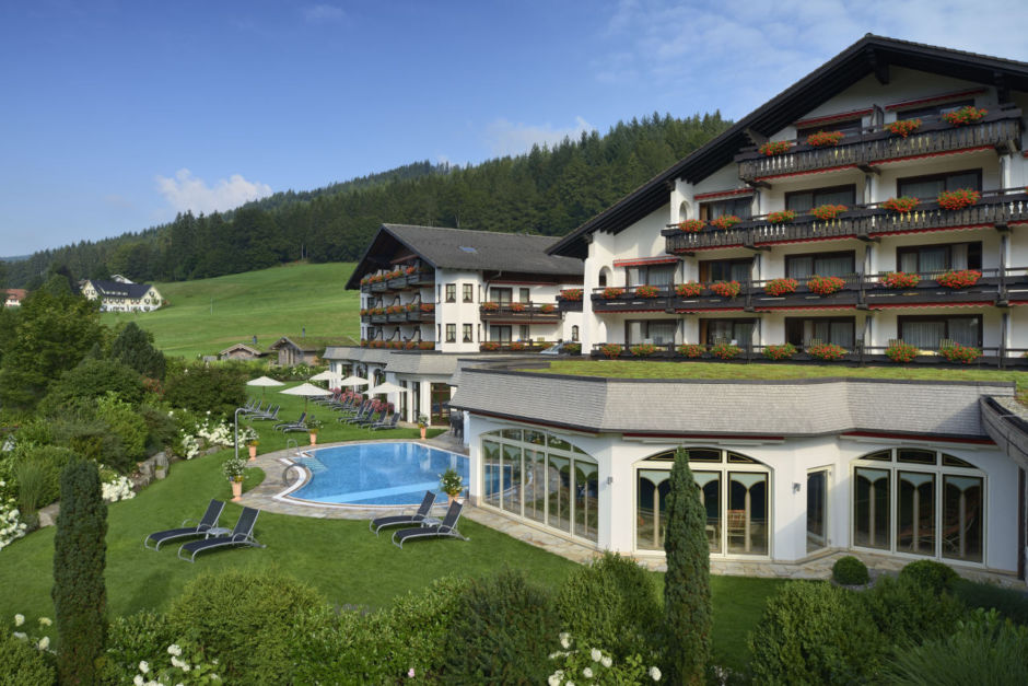 Engel Obertal, wellness hotel in the Alps