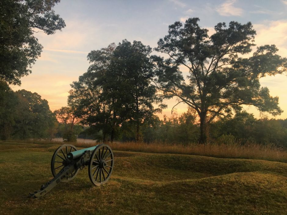 Fredericksburg Battlefield Civil War