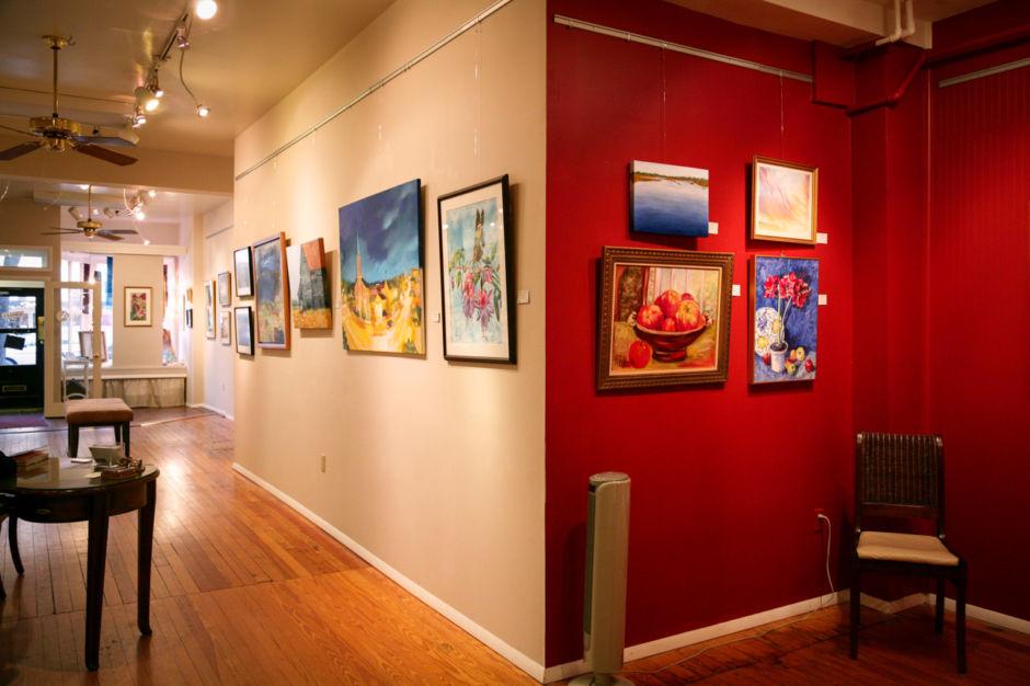 Fredericksburg art gallery