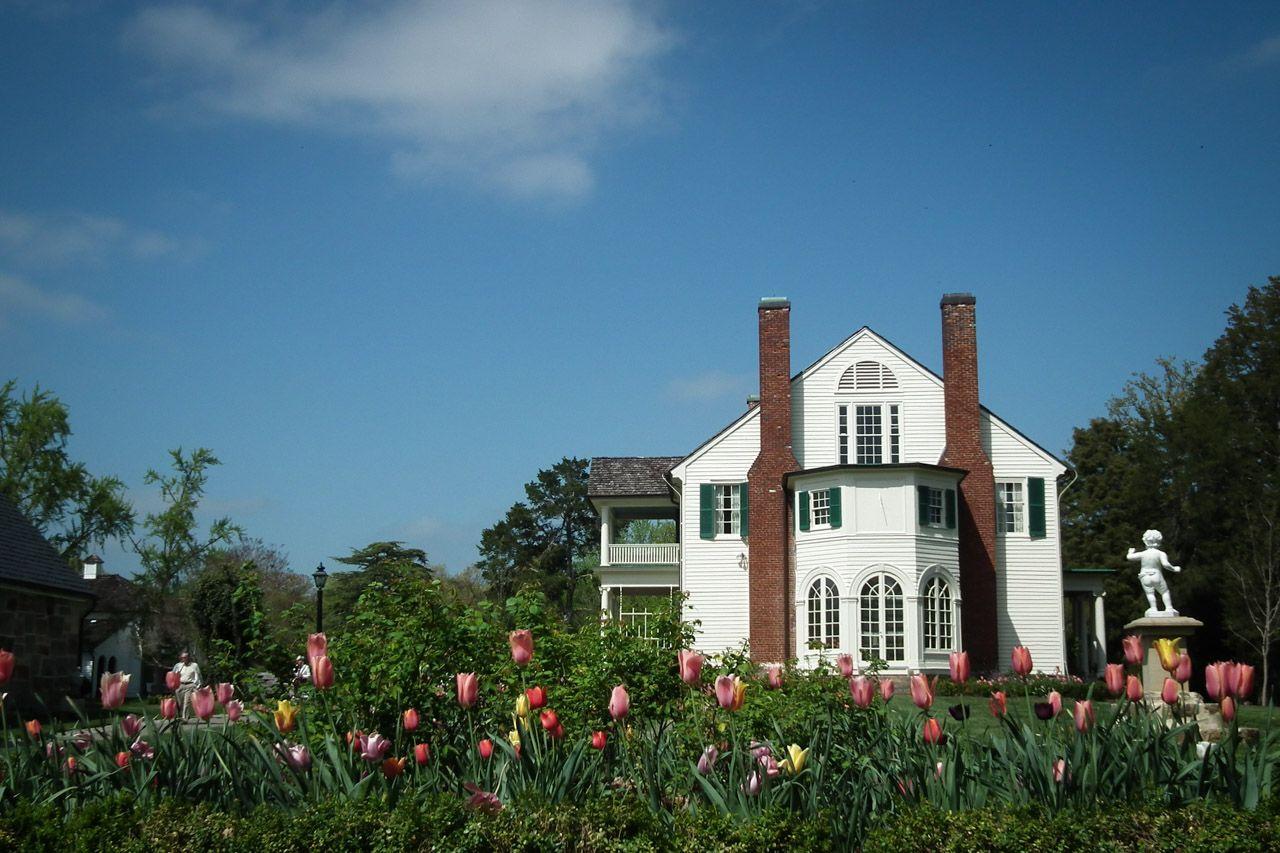 Gari Melcher Home and Studio at Belmont