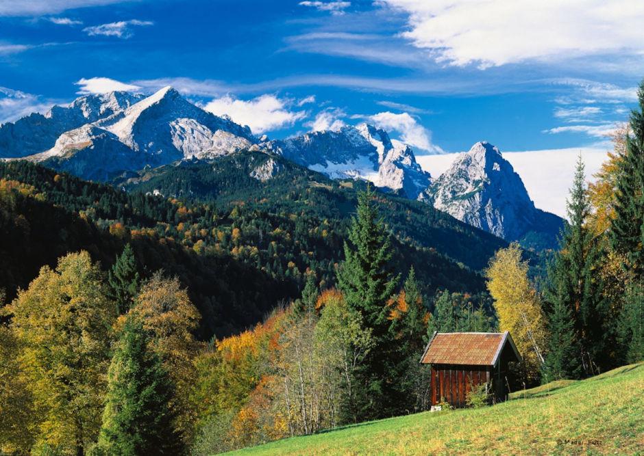 Garmisch-Patenkirchen Zugspitze