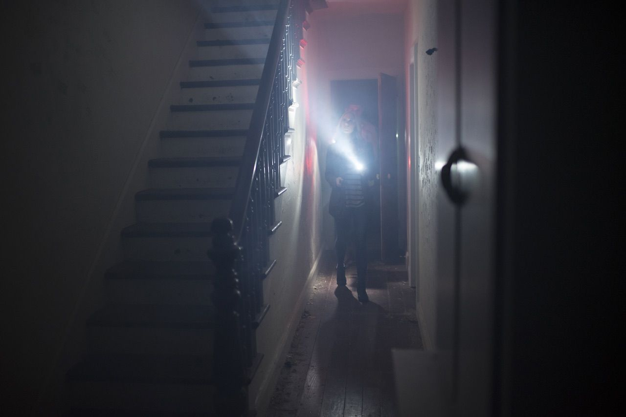 Haunted house Gettysburg