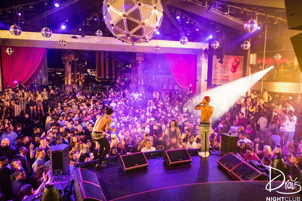 Las Vegas nightclubs Drai's