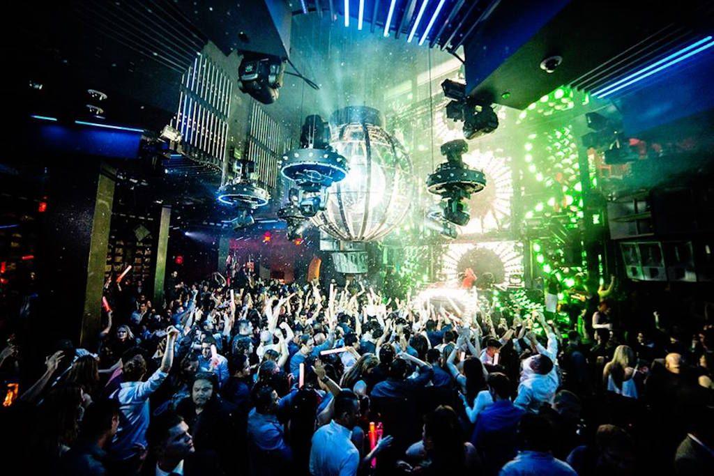 Las Vegas nightclubs Marquee