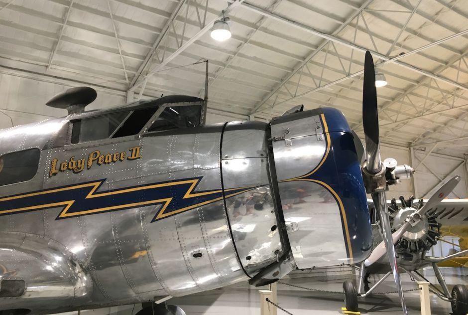 Shannon Air Museum Fredericksburg