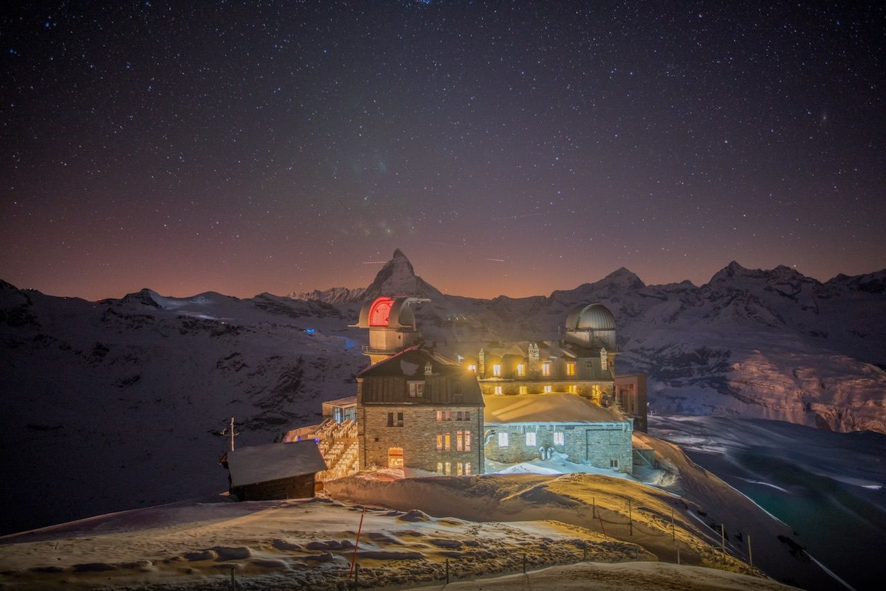 Kulmhotel Gornergrat Switzerland