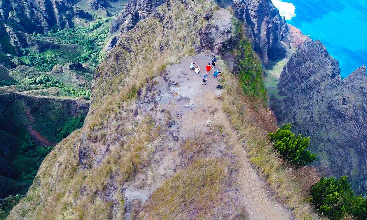 How to hike the Awa'awapuhi Trail in Hawaii
