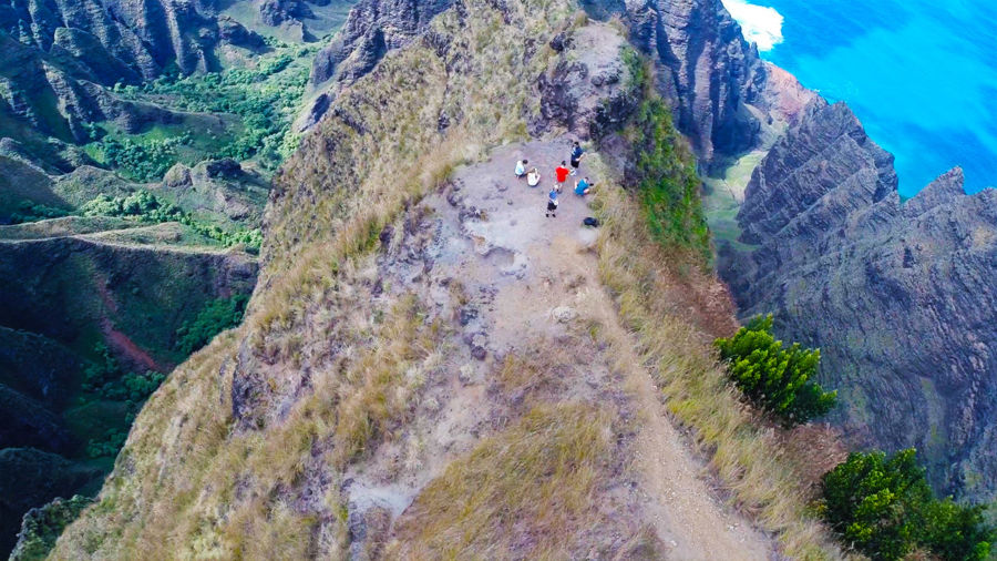 How to hike the Awa'awapuhi Trail in Hawaii