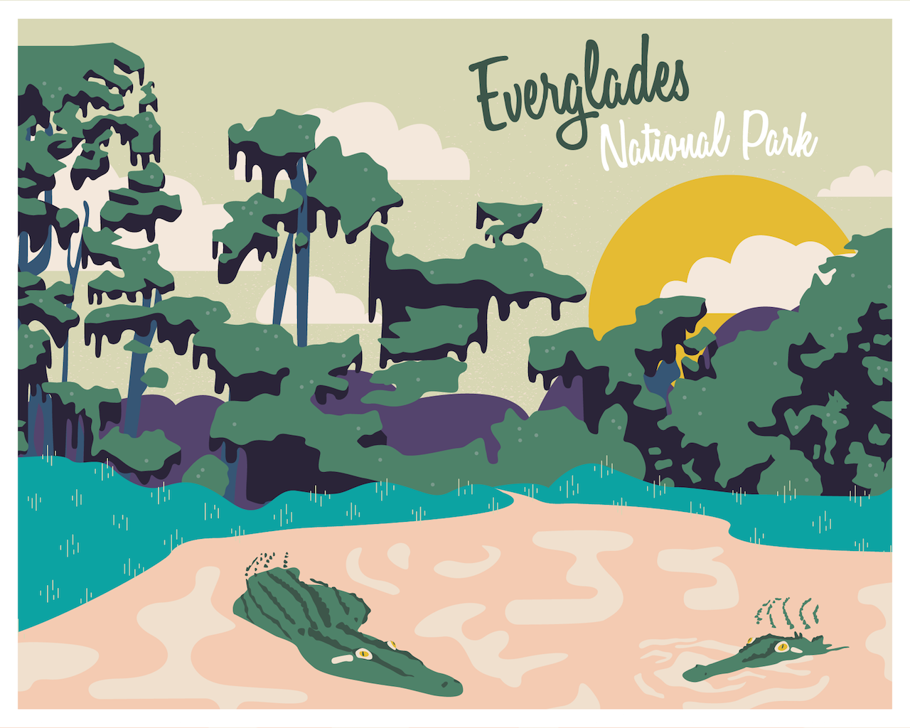 endangered UNESCO site  everglades