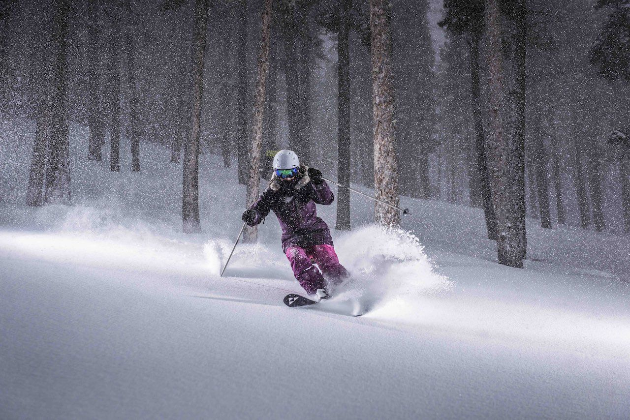Angel Fire Resort ski New Mexico