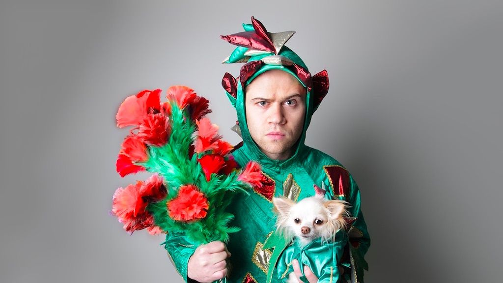 Best shows in Las Vegas Piff the Magic Dragon