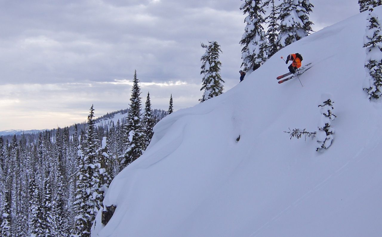Brundage Mountain Resort ski