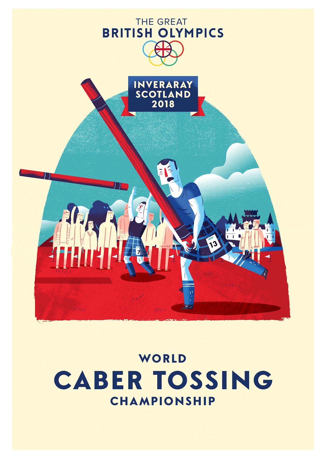 British Olympics_06 Caber Tossing (1)