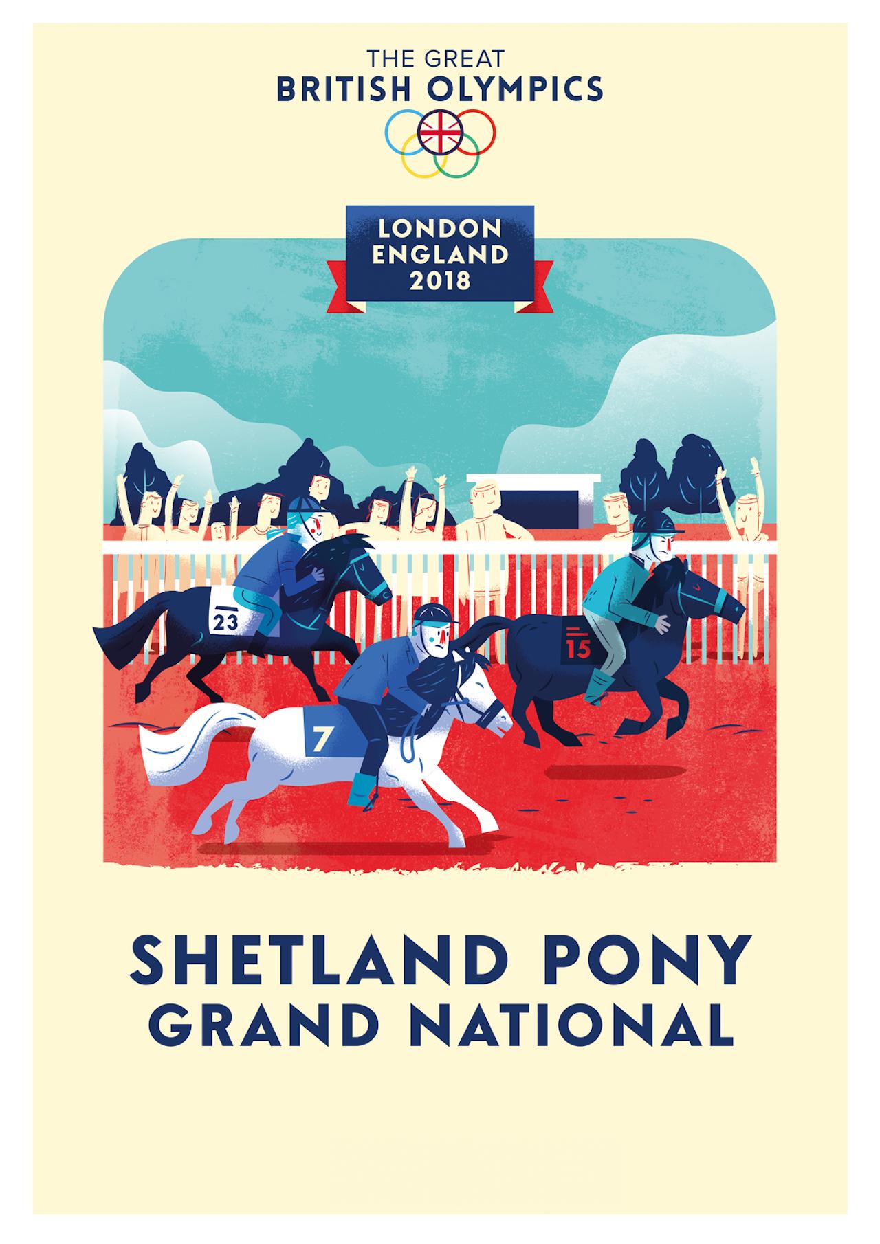 British Olympics_08 Shetland Pony