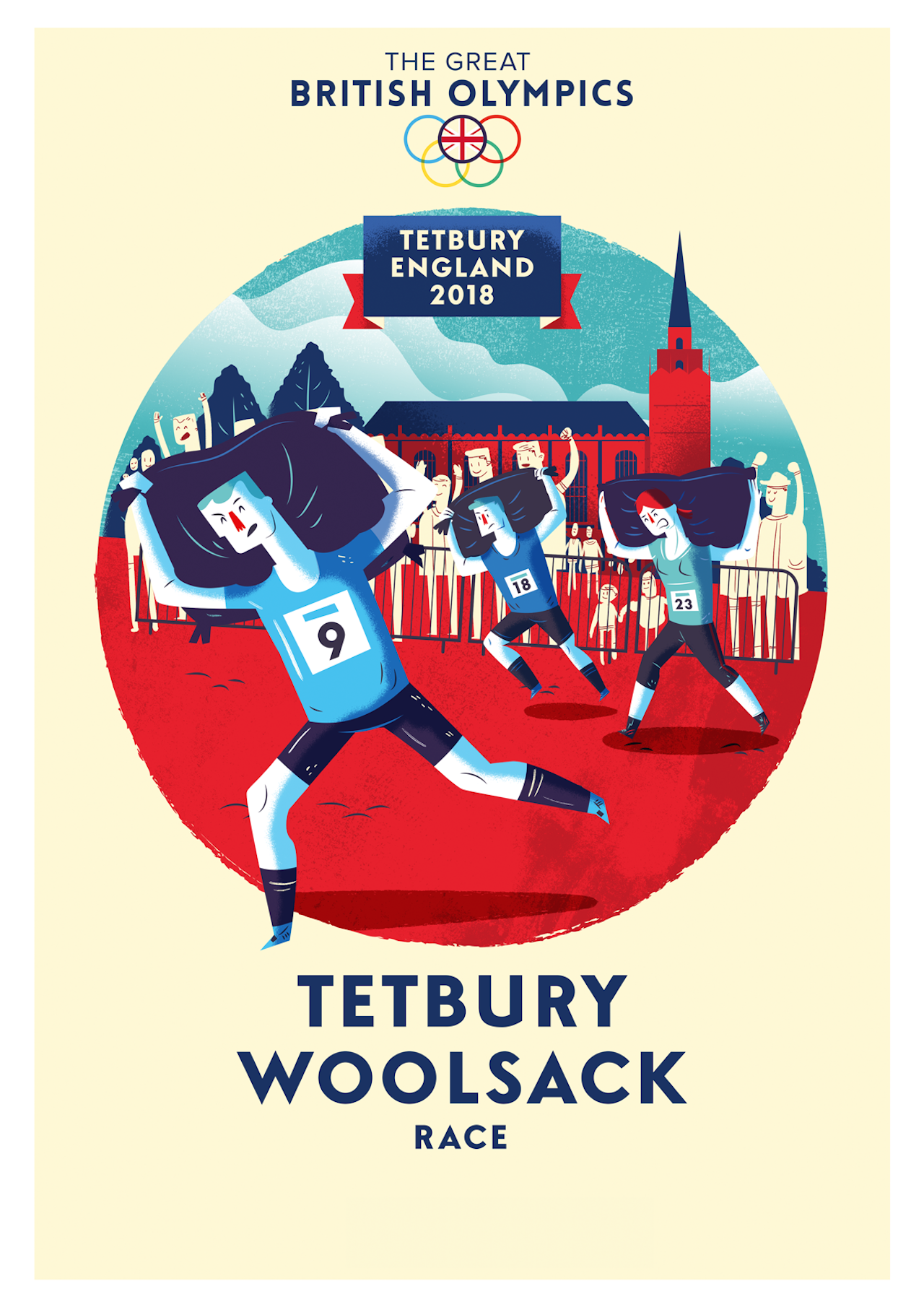 British Olympics_10 Tetbury Woolsack