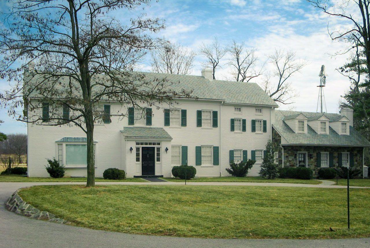 Eisenhower House Gettysburg