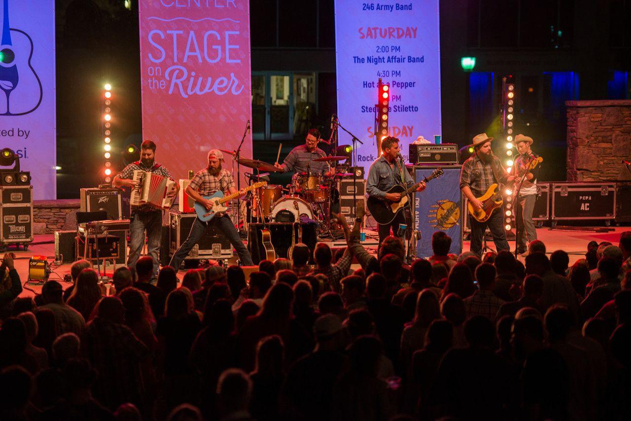 Fall for Greenville music festival