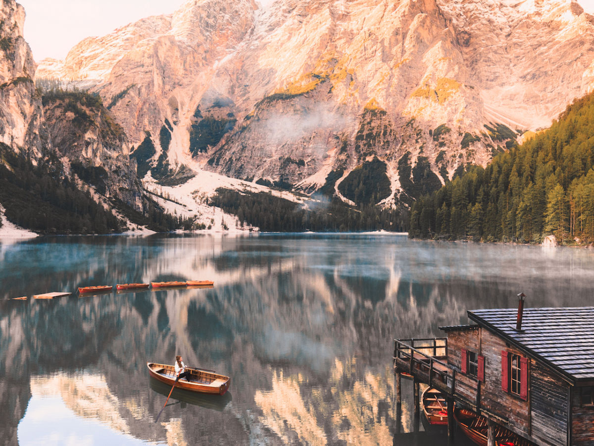 Italy is one of the most picturesque destinations in the world. Here's proof.