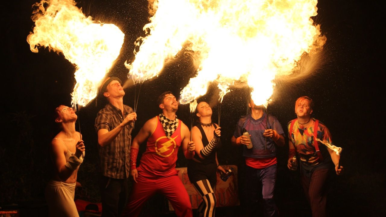 Secret Cirkus Greenville