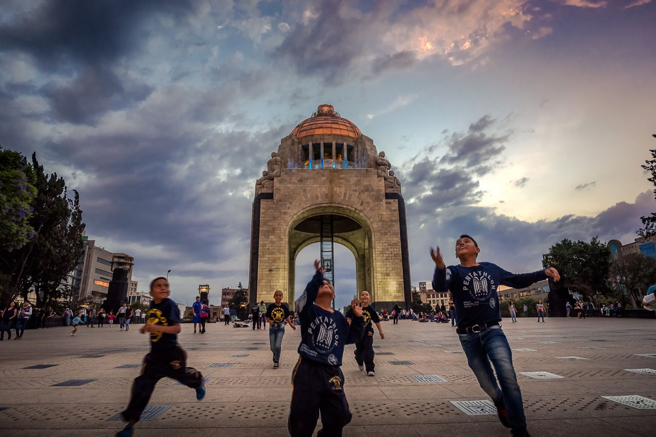 Mexico City with kids