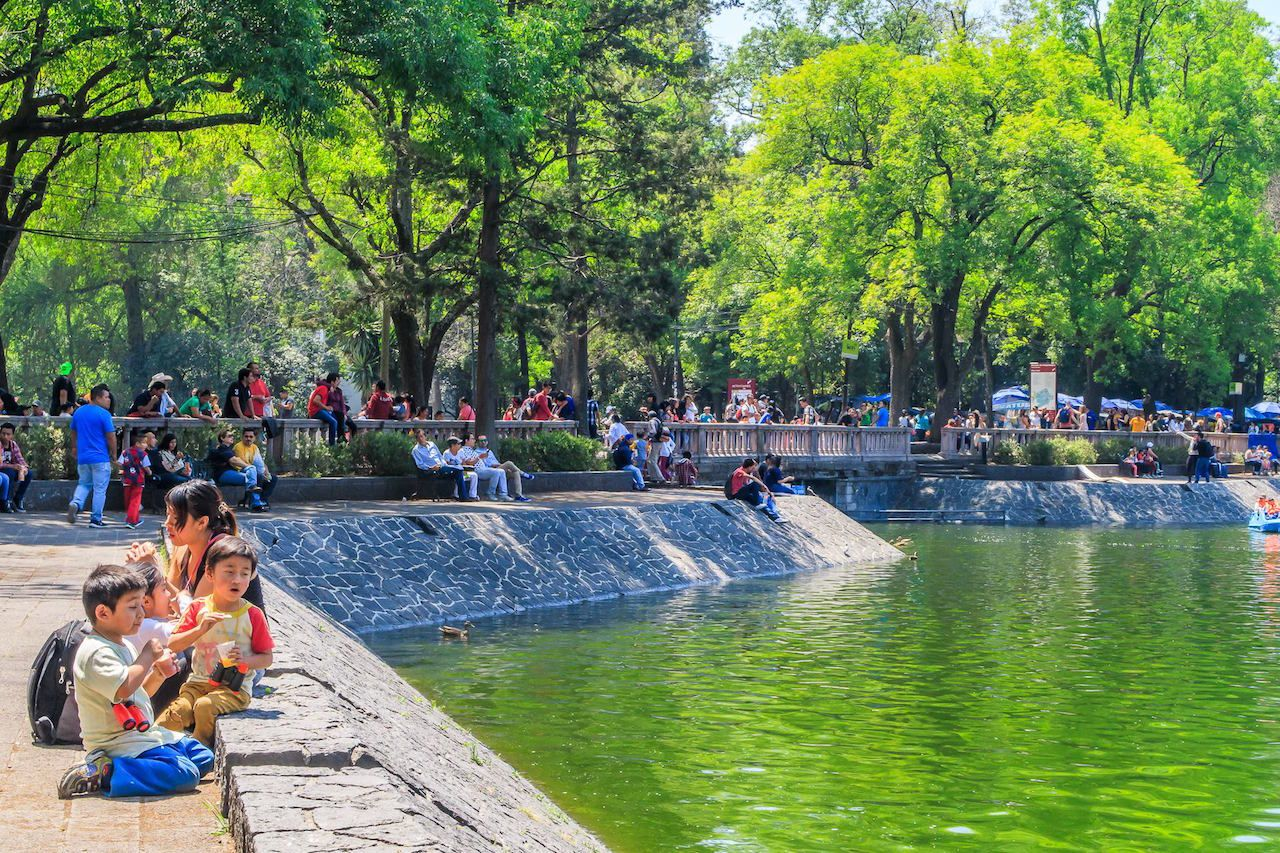 Mexico city with kids everything you need to plan for for Vacation in mexico city